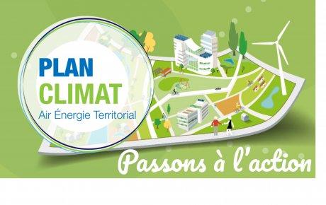Participez à l'enquête sur les enjeux du Plan Climat