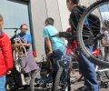 L'Heureux Cycleur au CSC du Plateau de la Justice à Epinal